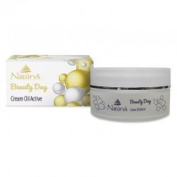 Aktív krémolaj plusz masszázskrém 200 ml - Beauty Day