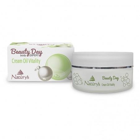 Beauty Day Body Expert vitalitás krémolaj masszázskrém és testápoló