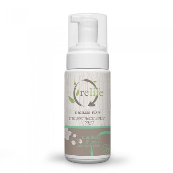 Relife arclemosó hab mandula és őszibarack illattal