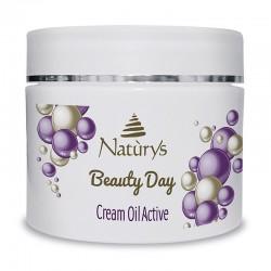 Aktív krémolaj plusz masszázskrém - Beauty Day