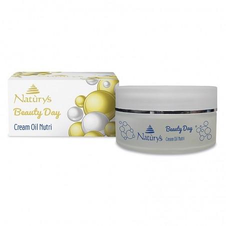 Tápláló krémolaj plusz masszázskrém 200 ml - Beauty Day