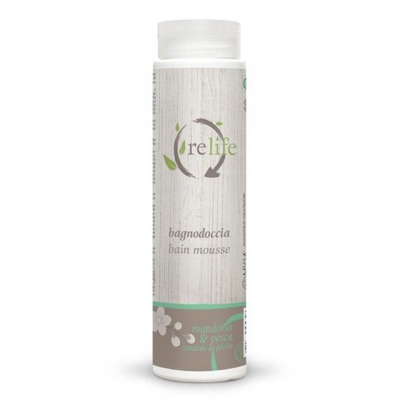 Relife testápoló mandula és őszibarack illattal