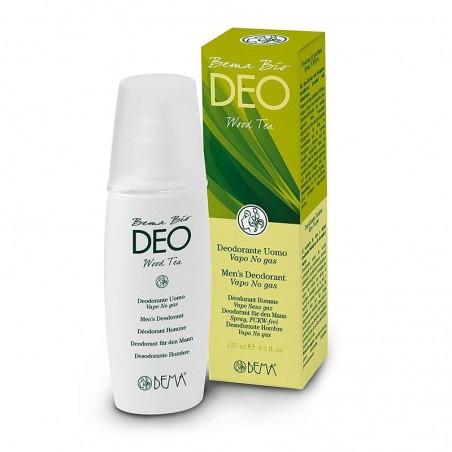 Bio dezodor spray férfiaknak