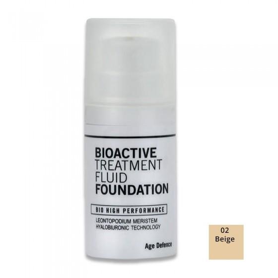 Bioaktív folyékony alapozó