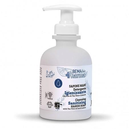 Fertőtlenítő hatású folyékony kézmosó szappan